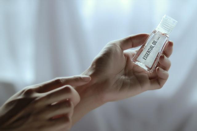 Liečba stresu vôňou
