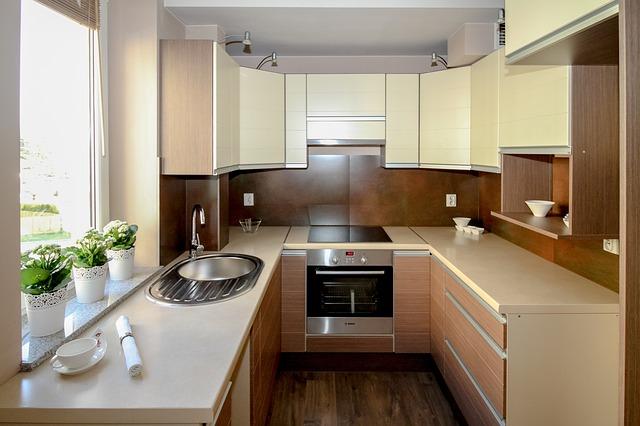 Vyčarujte si veľkú a priestrannú kuchyňu!