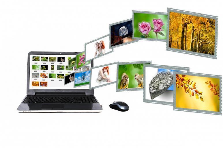Notebook, laptop, obrázky