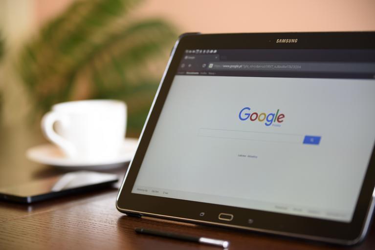 Tablet, Google