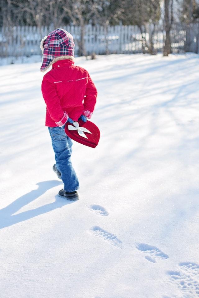 dětské sněhule