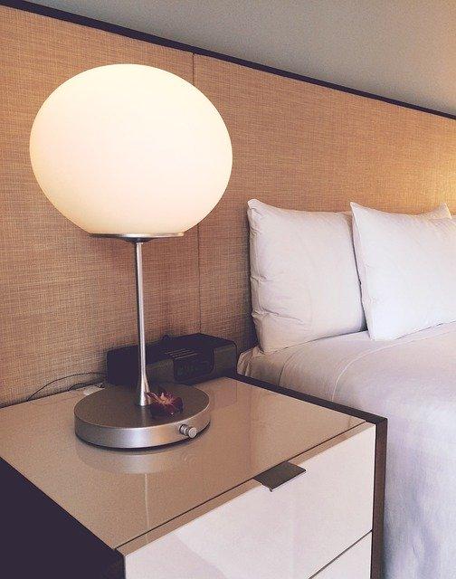 hotelová pokoj